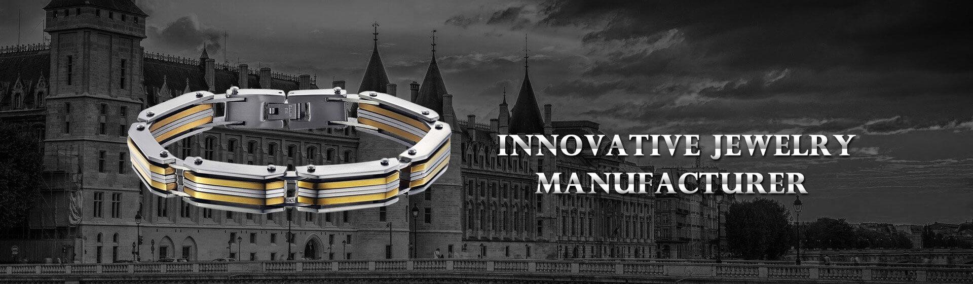OEM Surgical Stainless Steel Bracelet Manufacturer