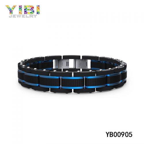 Modern Surgical Steel Bracelets