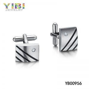 High Quality Surgical Steel Cufflinks