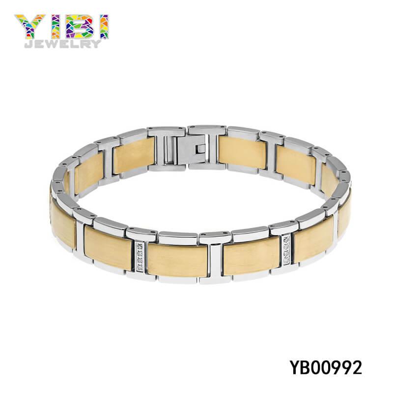 Classic 316L Stainless Steel Bracelet
