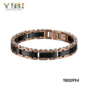 Unique Men Stainless Steel Bracelet