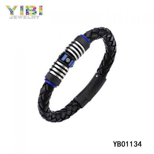 classic men 316L stainless steel bracelet