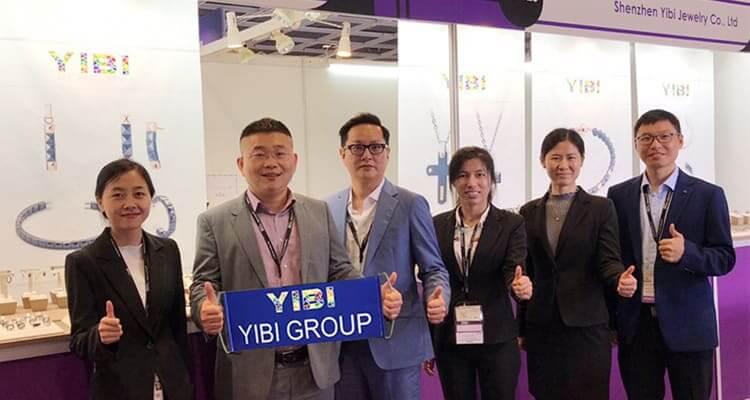 Shenzhen YIBI Jewelry Team