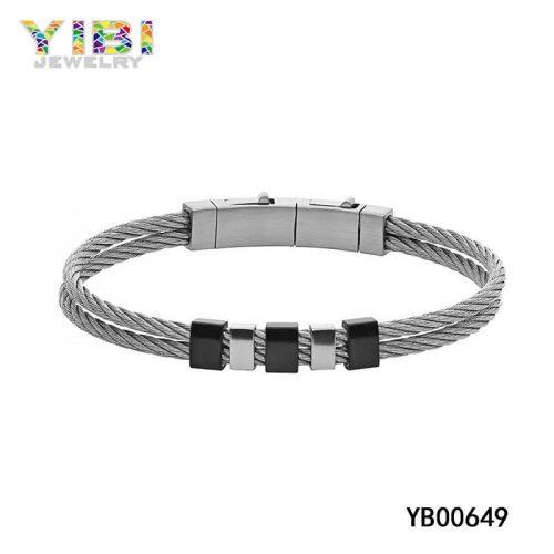 Quality Men Stainless Steel Bracelet
