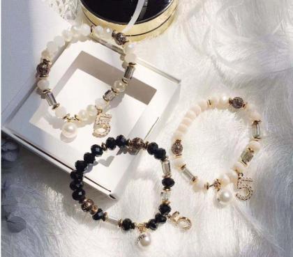 Crystal Glass Stones Jewelry